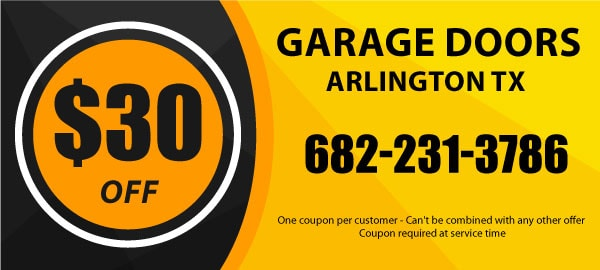 Special Offers Garage Door Repairs Arlington TX